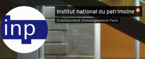 INP : Institut National du Patrimoine