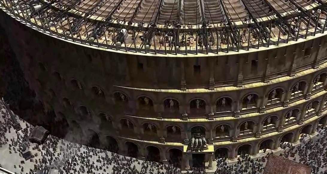 Visite virtuelle de Rome dans l'Antiquité