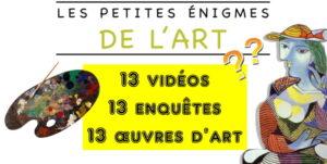 Culture Classe : Les petites énigmes de l'Art