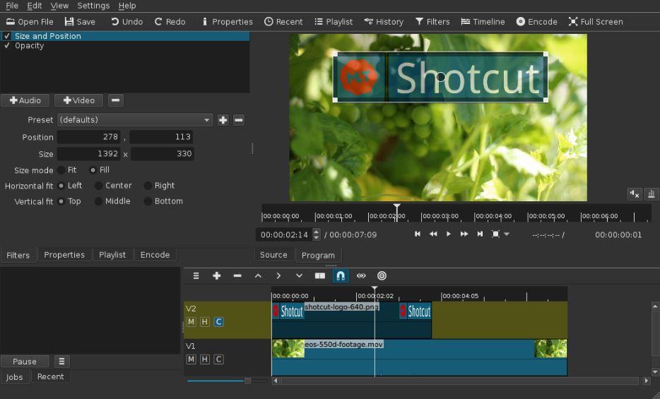 Shotcut : Faites vos films !