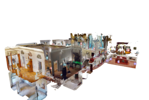 Visitez un musée comme vous ne l'avez jamais fait ! Le Musée Théâtre Dali...